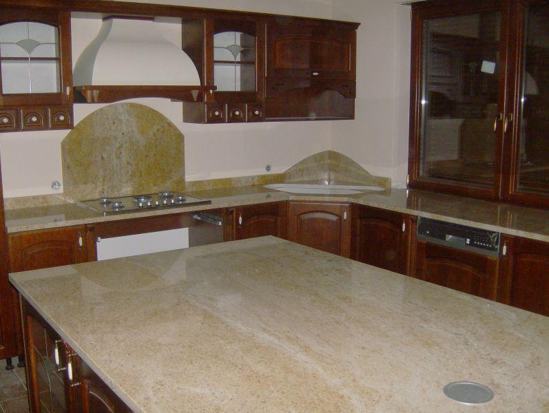 blaty kuchenne granitowe � blaty marmurowe � legnica